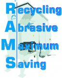 Recycling Abrasive Maximum Saving RAMS®2