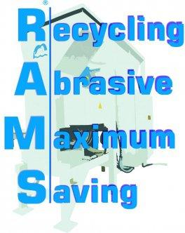 Recycling Abrasive Maximum Saving RAMS®2 | PTV - water jet