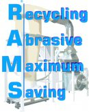 Recycling Abrasive Maximum Saving RAMS®1