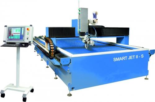 CNC SMART JET WJ 3020-1Z-SJ-PJ45° | PTV - water jet cutting