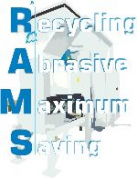 RAMS SYSTEM - the certificate of accredited testing center of recycled abrasive