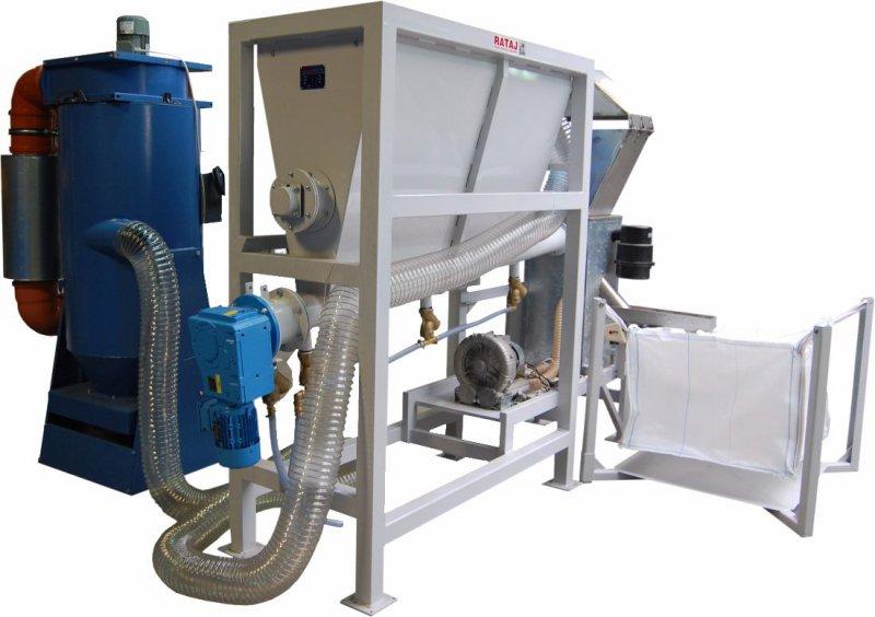 Recycling Abrasive Maximum Saving RAMS®2 | PTV - water jet cutting